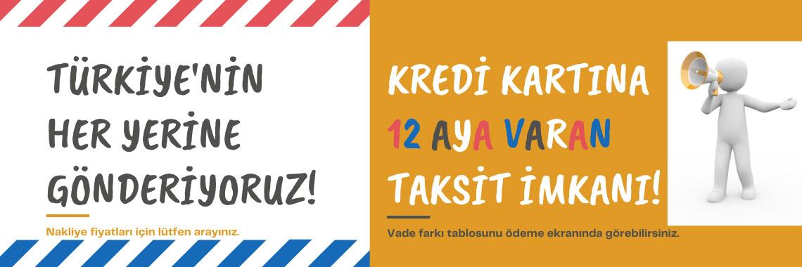 Nakliye - Taksitli Alışveriş