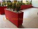 Paneling Flowerpot Colored